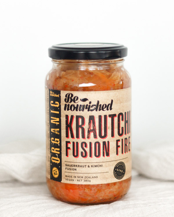 Krautchi fusion fire